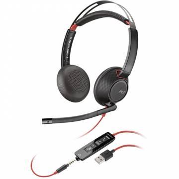 Plantronics Blackwire 5220, C5220, USB-A, WW Headset