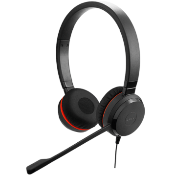 Jabra Evolve 30 II MS Duo Headset