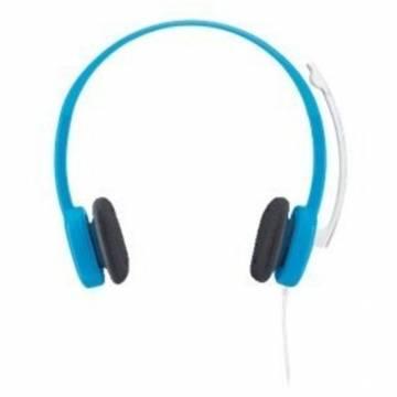Logitech H150 Stereo Headset Sky Blue