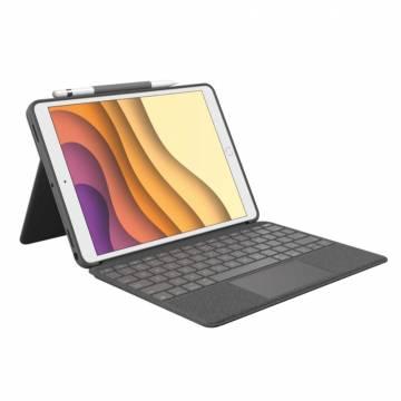 Logi Combo Touch KB Case iPad 10.2 7/8 Gen
