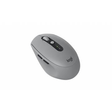 Logitech M590 Silent Bluetooth Mouse Mid-Grey